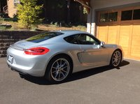 Picture of 2014 Porsche Cayman Base, exterior