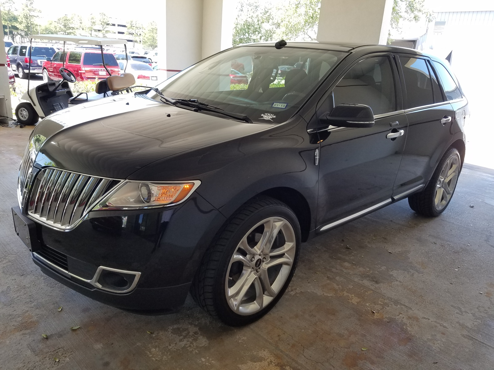 2012 lincoln mkx for sale in houston tx cargurus. Black Bedroom Furniture Sets. Home Design Ideas