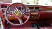 Picture of 1983 Lincoln Continental FWD, interior, gallery_worthy