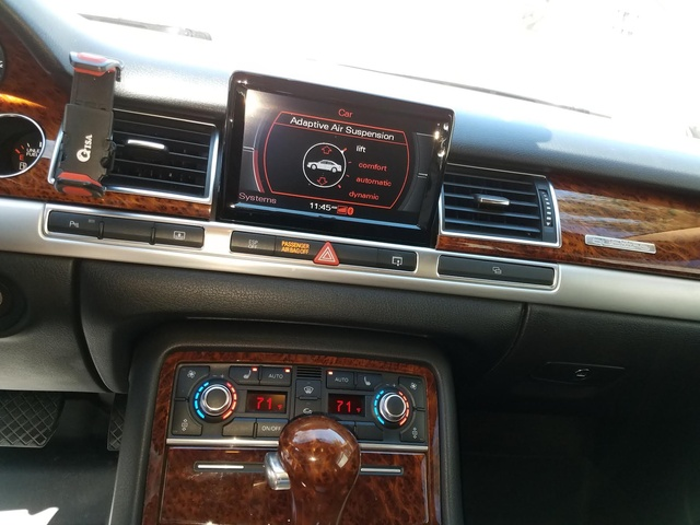 2009 Audi A8 Interior Pictures Cargurus