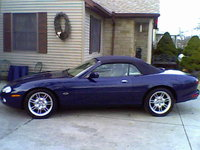Picture of 2002 Jaguar XK-Series XK8 Convertible