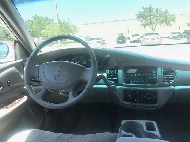 Buick Century Custom Pic X on 2004 Buick Lesabre Custom