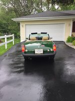 1980 MG MGB Roadster Picture Gallery