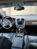 Picture of 2008 Cadillac SRX V6, interior