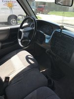 Picture of 1996 Mazda B-Series Pickup 2 Dr B2300 SE Extended Cab SB, interior