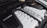 Picture of 2004 Bentley Continental GT 2 Dr Turbo Coupe, engine