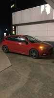 Picture of 2016 Ford Focus ST