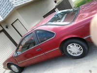 1991 Ford Thunderbird Overview