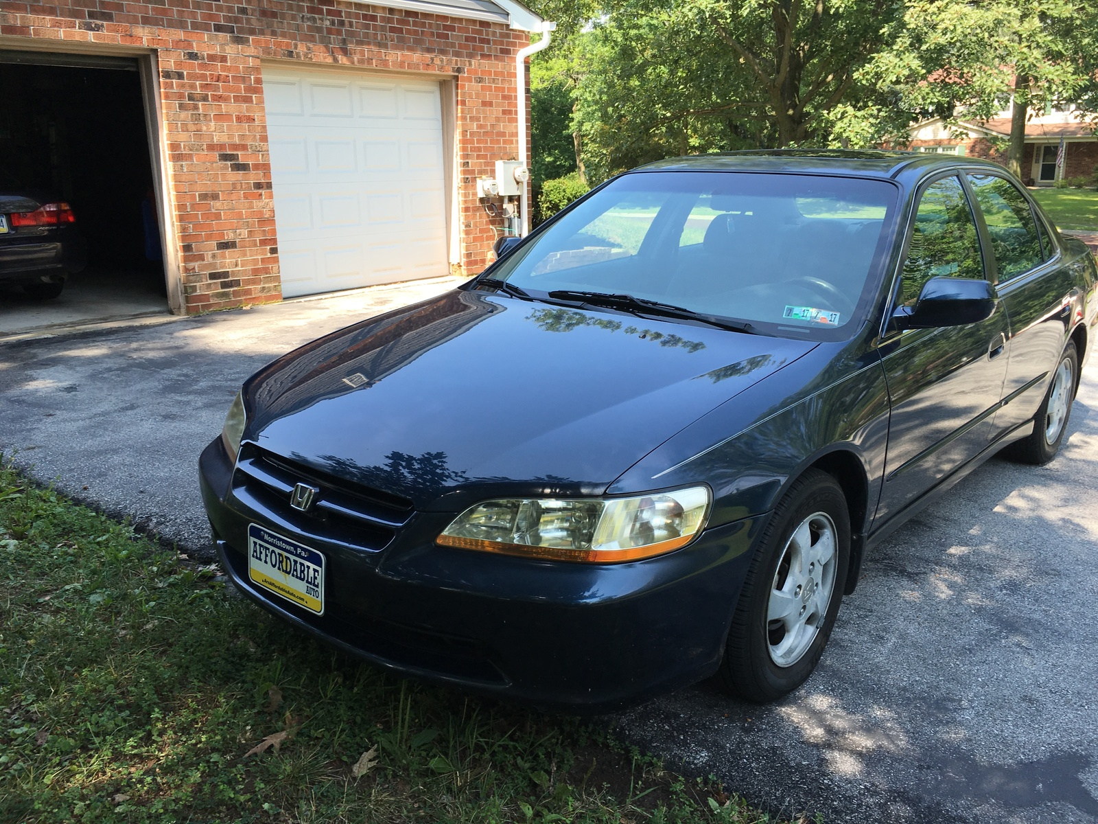 I Have A 1999 Honda Accord Ex Transmission That I Want To Pull U0026 Replace In  A 2000 Honda Accord LX Model Both Are 4 Door Sedan 2.3 L 4 Cylinder
