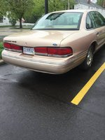 Picture of 1996 Ford Crown Victoria 4 Dr LX Sedan, exterior