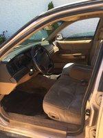 Picture of 1996 Ford Crown Victoria 4 Dr LX Sedan, interior