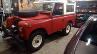 Picture of 1971 Land Rover Series IIA, exterior, gallery_worthy