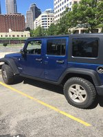 Picture of 2009 Jeep Wrangler Unlimited Rubicon