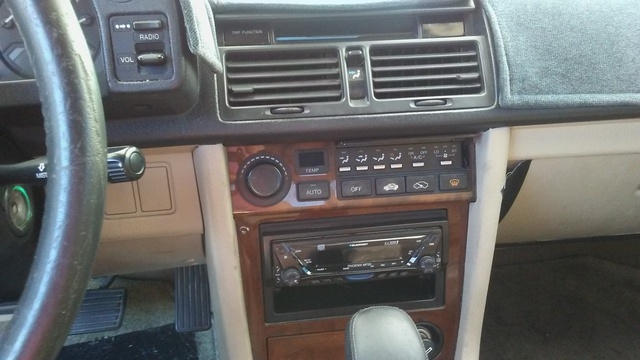 Picture of 1990 Acura Legend LS, interior