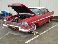 1957 Plymouth Belvedere Picture Gallery