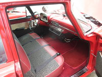 Picture of 1957 Plymouth Belvedere, interior
