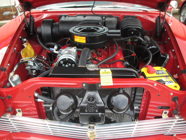 Picture of 1957 Plymouth Belvedere, engine, gallery_worthy