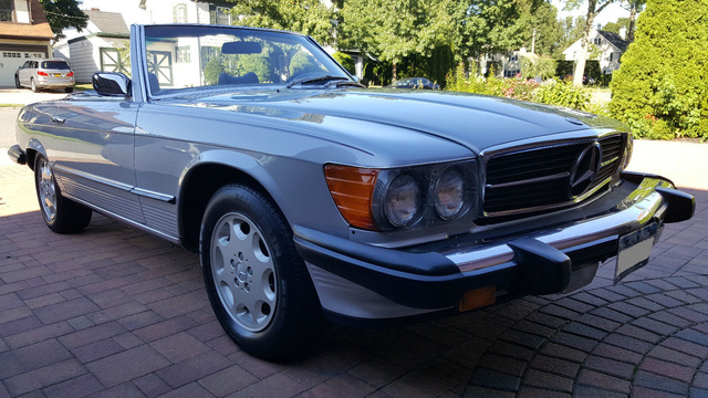 Picture of 1975 Mercedes-Benz SL-Class 450SL