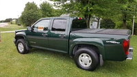 Picture of 2005 GMC Canyon SLE Z71 Crew Cab 2WD, exterior