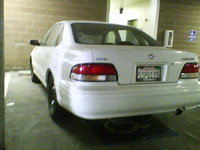 Picture of 1996 Toyota Avalon 4 Dr XL Sedan, exterior