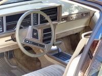Picture of 1986 Cadillac Eldorado Coupe FWD, interior, gallery_worthy