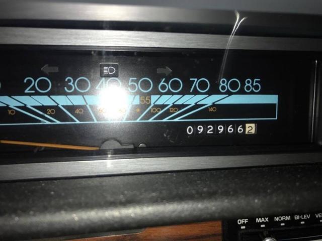 Picture of 1987 Chevrolet Celebrity Sedan FWD, interior, gallery_worthy