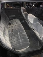 Picture of 1987 Chevrolet Celebrity Sedan, interior
