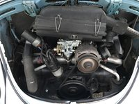 Picture of 1979 Volkswagen Super Beetle, engine