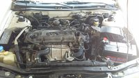 Picture of 1997 Nissan Altima GXE, engine