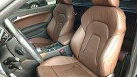 Picture of 2016 Audi A5 2.0T quattro Premium Plus Cabriolet, interior, gallery_worthy