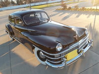 1948 Chrysler New Yorker Overview