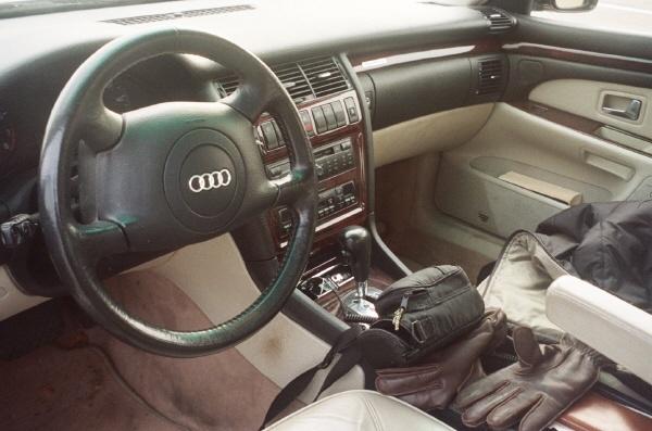 1998 Audi A8 Interior Pictures Cargurus