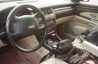 Picture of 1998 Audi A8 quattro AWD, interior, gallery_worthy