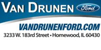 Van Drunen Ford Sales logo