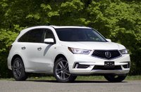 2017 Acura MDX Hybrid Sport Overview