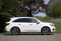 Exterior of the 2017 Acura MDX Sport Hybrid, exterior, gallery_worthy