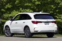 Exterior of the 2017 Acura MDX Sport Hybrid, gallery_worthy