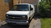 Picture of 1999 Chevrolet Express Cargo 3 Dr G3500 Cargo Van, exterior, gallery_worthy