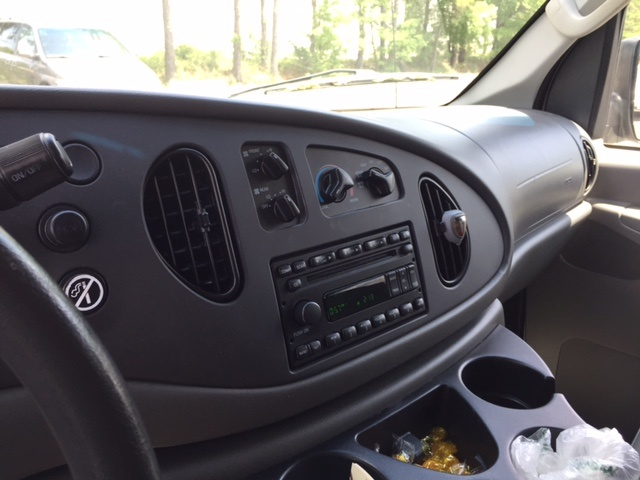 Picture of 2007 Ford E-Series Wagon E-350 Super Duty XL Ext, interior
