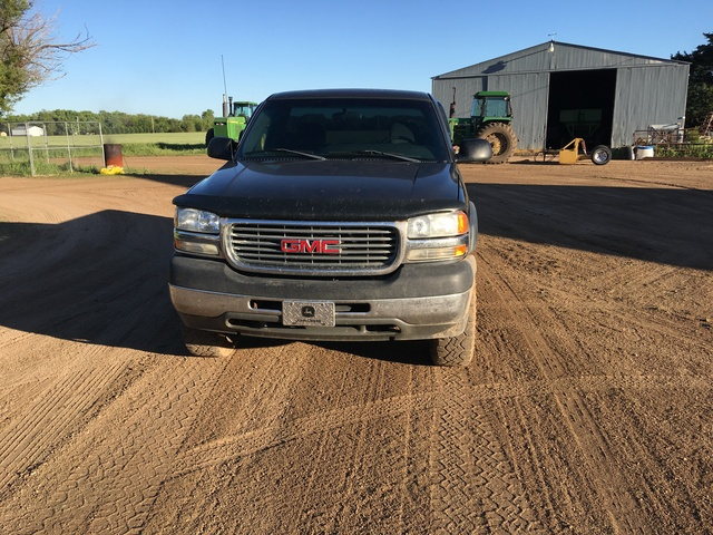 Picture of 2002 GMC Sierra 2500HD 2 Dr SL 4WD Standard Cab LB HD