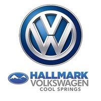 Hallmark Volkswagen At Cool Springs logo