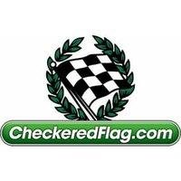 Checkered Flag Hyundai logo