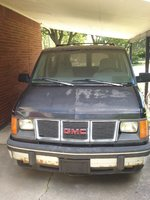 Picture of 1992 GMC Safari 3 Dr SLE AWD Passenger Van, exterior