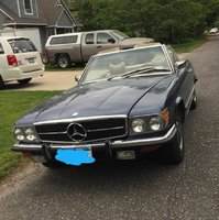 Picture of 1973 Mercedes-Benz SL-Class 450SL, exterior