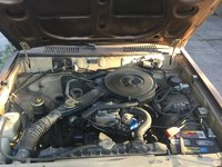 Picture of 1984 Dodge Ram 50 Pickup, engine, gallery_worthy