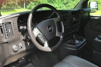 Picture of 2010 Chevrolet Express Cargo G1500, interior