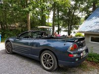 Picture of 2004 Mitsubishi Eclipse Spyder GT Spyder, exterior