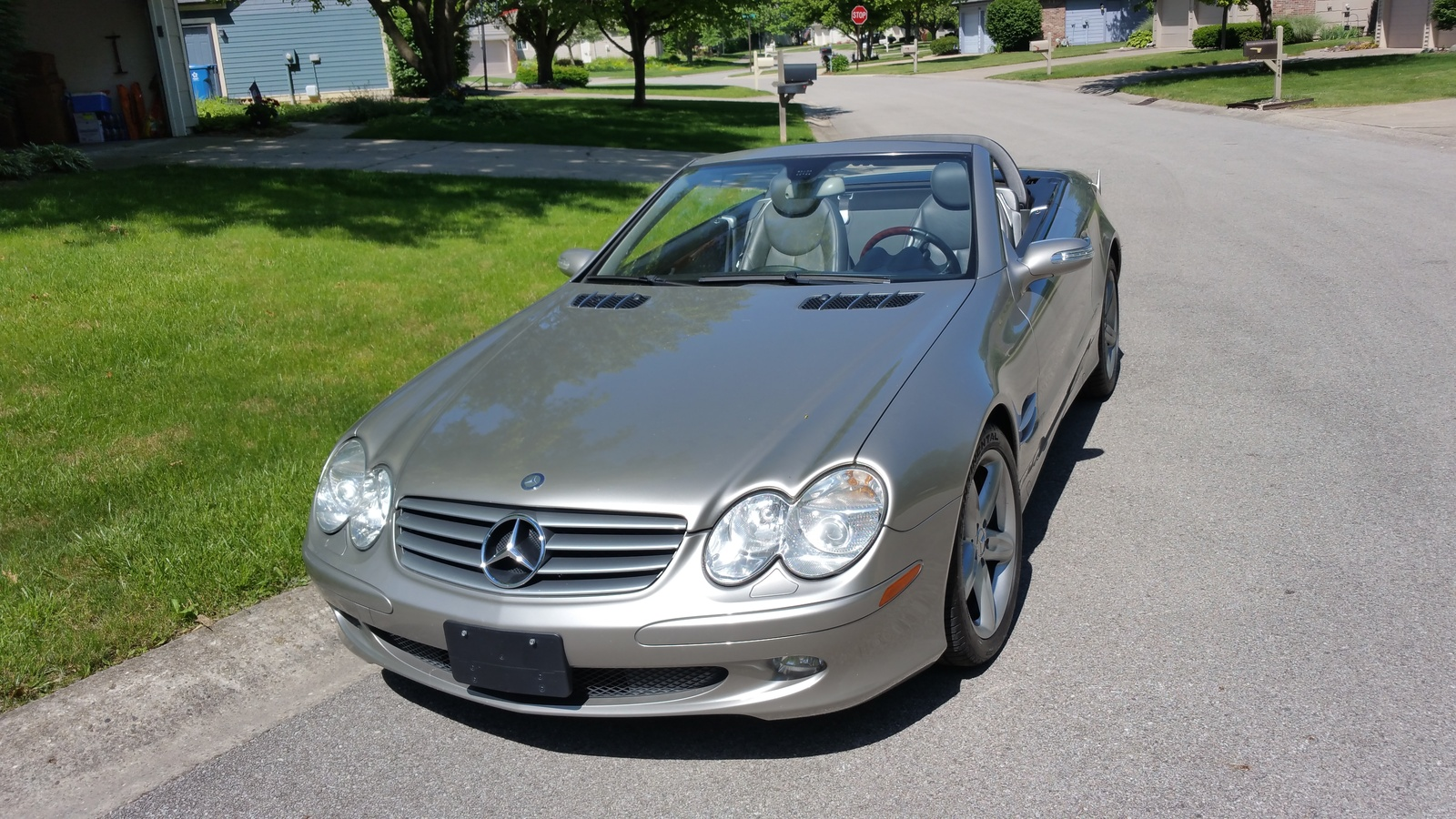 Mercedes benz sl class sl 600 for sale in fort wayne in for Www mercedes benz used cars