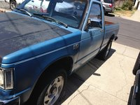 Picture of 1989 Chevrolet S-10 STD Standard Cab SB, exterior