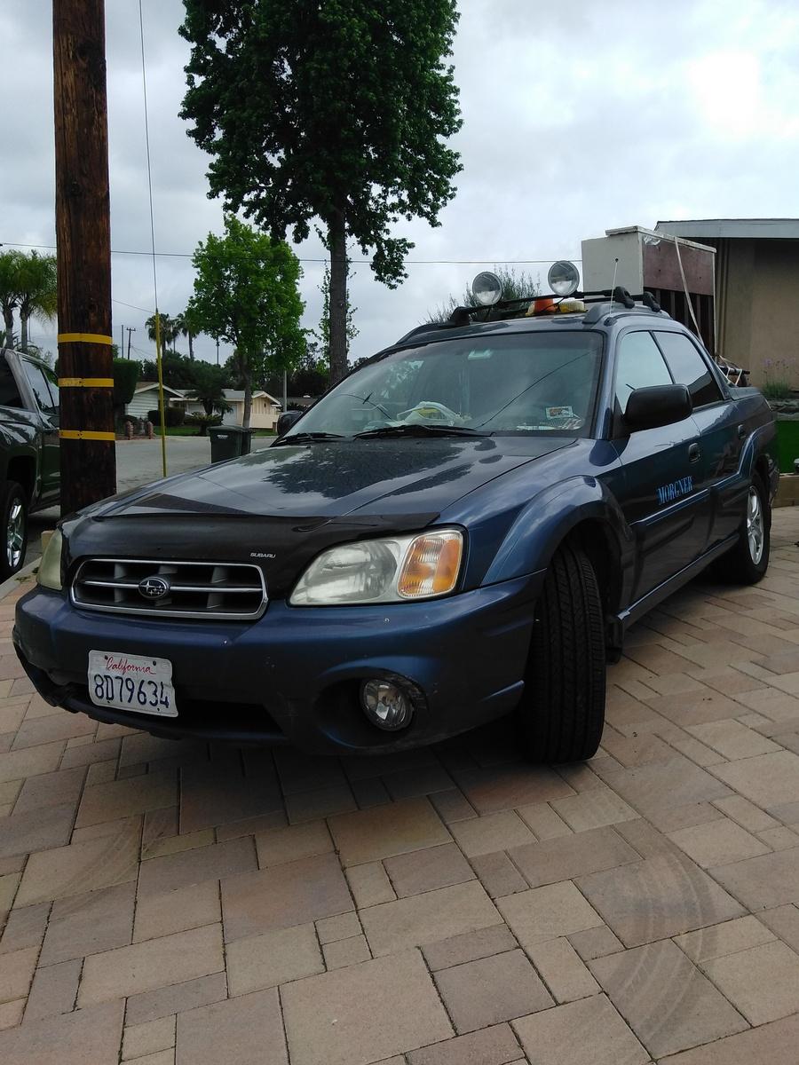 Subaru Baja Questions - Subaru Baja wanted - CarGurus